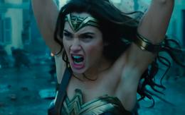 """Trailer mới của """"Wonder Woman"""" gây tranh cãi vì... vùng nách của cô quá trắng"""