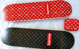 Dù giá tận 1 tỷ 2 nhưng ván trượt Supreme x Louis Vuitton vẫn hot đừng hỏi