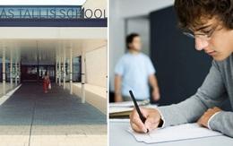 Nhà trường bắt học sinh viết thư tuyệt mệnh, phụ huynh phẫn nộ