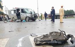 Xác định nguyên nhân ban đầu vụ xe đón dâu đâm vào xe tải khiến 19 người thương vong