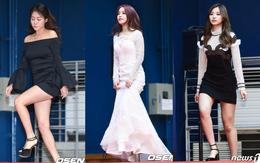 Thảm đỏ Gaon Chart Kpop Awards: Kín đáo lộng lẫy còn hơn hở hang táo bạo!
