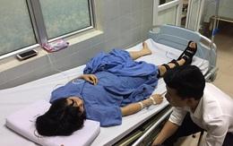 """Cô gái bị gãy xương đùi khi lên tầng 26 Hei Tower: """"Thang máy tối sầm rồi rơi vụt xuống rất mạnh"""""""