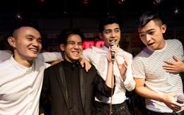 """Noo Phước Thịnh bất ngờ xuất hiện trong minishow của các học trò đã chia tay """"The Voice"""""""