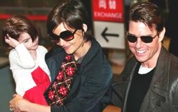Tom Cruise giờ mới muốn làm người bố đúng nghĩa của bé Suri sau nhiều năm xa cách
