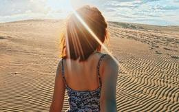 """Ngẩn ngơ trước 5 đồi cát đẹp """"mê hồn"""" ở miền Trung, nhìn thôi đã yêu luôn rồi"""