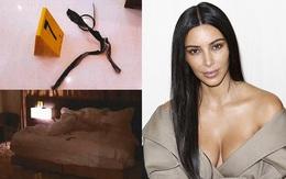 Công bố ảnh hiện trường Kim Kardashian bị trói, bịt miệng và suýt bị cưỡng hiếp