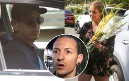 Thành viên Linkin Park và người hâm mộ đau buồn đến nhà viếng Chester Bennington sau tin anh qua đời