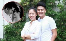 Hé lộ thiệp và ảnh cưới của Lê Phương và bạn trai phi công kém 9 tuổi