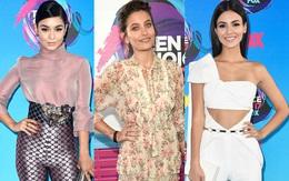 Thảm đỏ Teen Choice Awards 2017: Con gái Michael Jackson diện váy hoa nổi bật, đọ sắc cùng dàn sao trẻ Hollywood