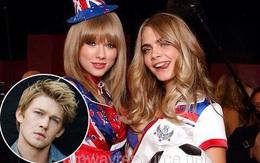 """Taylor Swift và Cara hóa ra không hề """"nghỉ chơi"""", thậm chí còn dẫn bạn trai đến nhà nhau ở nhờ"""
