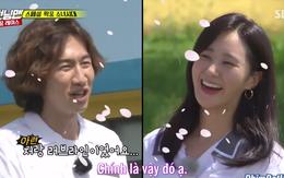 """""""Cưa"""" mãi Yuri không đổ, Lee Kwang Soo bèn chuyển qua """"tán tỉnh""""... Yoona!"""