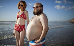 Khoa học chứng minh có 4 lý do bạn nên yêu một chàng trai bụng bự