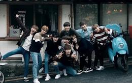 """Wanna One bị chặn đứng đường """"lên đỉnh"""" bởi một cái tên mới toanh của Kpop"""