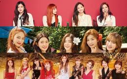 Top girlgroup hot nhất tháng 10: Black Pink đánh bật Red Velvet và TWICE, nhưng vị trí của SNSD mới là bất ngờ