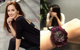 Không hổ danh tay chơi hàng hiệu, Mai Phương Thuý sẵn lòng sắm đồng hồ tiền tỷ tặng Đỗ Mỹ Linh làm quà sinh nhật