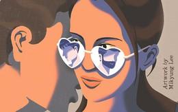Trong tình yêu, khi không tìm được mối nào ngon hơn, người ta gọi là chung thuỷ?
