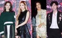 """Mỹ nhân Black Pink """"đè bẹp"""" cả Yoona, Lee Jong Suk bị dìm bên 2 đại mỹ nhân đình đám trong sự kiện khủng"""