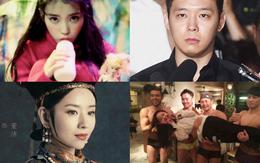 """7 sao châu Á minh chứng """"không nhìn mặt bắt hình dong"""": Lâm Tâm Như thác loạn, IU cổ súy ấu dâm?"""