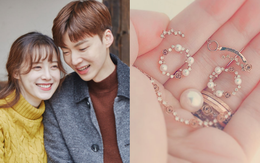 """Sau 2 năm kết hôn, """"nàng cỏ"""" Goo Hye Sun tiết lộ sự thật bất ngờ về chiếc nhẫn cưới khiến dân tình dậy sóng"""