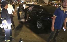"""Nhân chứng vụ nữ tài xế BMW tông hàng loạt xe máy ở Sài Gòn: """"Cô gái trẻ bị kéo lê khoảng 20m nên không qua khỏi…"""""""