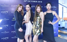 """""""Ác nữ màn ảnh"""" Băng Di cùng bạn trai hợp tác ra mắt địa điểm giải trí cực chất tại Sài Gòn"""