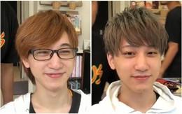 Chùm ảnh: Con trai mà vớ được thợ cắt tóc giỏi thì cũng có thể lột xác hơn cả phẫu thuật thẩm mỹ!