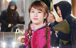 """Muôn kiểu hẹn hò bí mật khó tin của sao Hàn: Cách nào cũng gây bất ngờ nhưng riêng trường hợp cuối quá """"khó đỡ"""""""