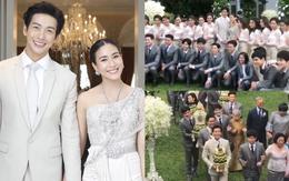 Đám cưới cặp quyền lực nhất Tbiz Push Puttichai và Jooy: Hôn lễ truyền thống siêu sang, dàn phù dâu phù rể khủng