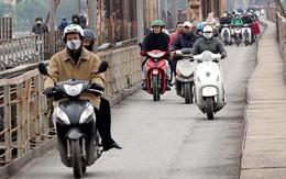"""Không khí lạnh """"đặt chân"""" vào Bắc Bộ, Hà Nội nhiệt độ thấp nhất 19 độ"""