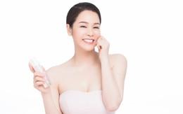 Học hỏi Nhật Kim Anh chăm sóc da với bộ tẩy trang toàn diện và xịt tinh chất hoa hồng