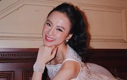 """Làm gì cũng có tâm: Angela Phương Trinh chúc mừng ngày Nhà giáo Việt Nam vẫn không quên nhiệm vụ """"gương mặt quảng cáo"""""""