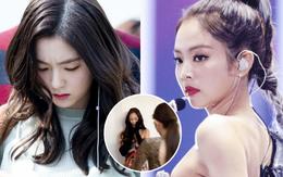 """Jennie và Irene bỗng bị ném đá khi thân mật ở hậu trường: Khi 2 nữ thần """"khó ở"""" của Kpop trở thành bạn thân"""