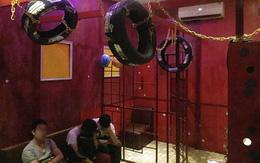 Gần 20 nam giới quan hệ tập thể trong tiệm cạo mặt, gội đầu ở Sài Gòn