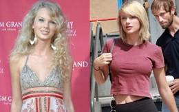 Taylor Swift tròn 29 tuổi: Hành trình từ công chúa nhạc đồng quê ngực phẳng trở thành mỹ nhân có body nóng bỏng