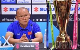 """HLV Park Hang-seo: """"Cầu thủ Malaysia chỉ trích học trò tôi là để khích tướng"""""""