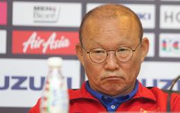 HLV Park Hang-seo phản pháo quan điểm nói tuyển Việt Nam chỉ ăn may