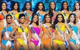 """20 mỹ nhân """"đáng gờm"""" nhất Miss Universe 2018 đứng chung 1 khung hình, ai nổi bật nhất?"""