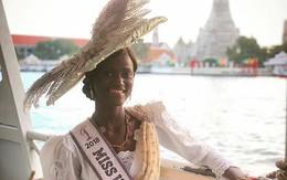 Câu chuyện cảm động về thí sinh Miss Universe 2018: Dự thi muộn vì quá nghèo, nhưng nhận cái kết ấm lòng từ người dân Thái