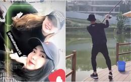Bùi Tiến Dũng và Hà Đức Chinh đi nghỉ dưỡng cùng cặp bạn gái tin đồn xinh đẹp