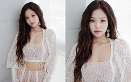Ai cũng muốn tăng cân như Jennie (Black Pink): Vòng 1 thêm khủng, body quyến rũ, nhan sắc đỉnh cao như bà hoàng