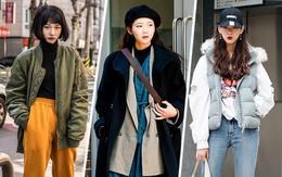 Bỏ qua váy vóc, tuần qua giới trẻ Hàn chỉ toàn diện đồ thùng thình nam tính nhưng dễ là bạn sẽ muốn bắt chước ngay vì quá cool