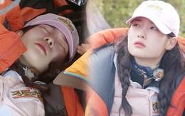 Nữ thần Kpop Chayeon đau bụng đến bật khóc trong show thực tế