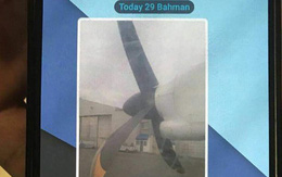 """Hình ảnh cuối cùng của chiếc máy bay tử thần trong tin nhắn hành khách: """"Cầu trời cho mọi người có chuyến bay an toàn"""""""