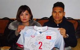 Áo đấu của cầu thủ nghèo nhất U23 Việt Nam được mua với giá 'khủng'