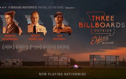 """Three Billboards Outside Ebbing, Missouri"" càn quét ""Oscar Anh Quốc"" 2018"