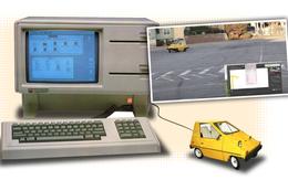 Chuyện thật như đùa: Biến ô tô điện thành chuột máy tính, di chuột đến đâu xe tự lái đến đó