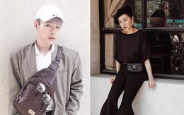 Sao và fashionista Việt bây giờ ai cũng phải đeo túi 2 kiểu này mới chịu!