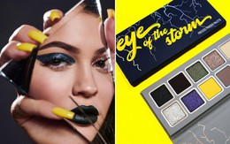 Kylie Jenner lại khiến hội làm đẹp đứng ngồi không yên với bộ mỹ phẩm chủ đề Thời Tiết lấy cảm hứng từ con gái đầu lòng Stormi