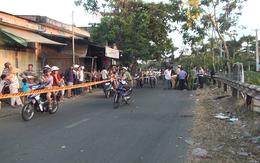 Sự thật nam thanh niên tử vong với vết cắt sâu gần lìa cổ cạnh xe máy ở Sài Gòn