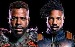 """Hai anh chàng """"cướp mất"""" ánh hào quang của siêu anh hùng """"Black Panther"""" là ai?"""